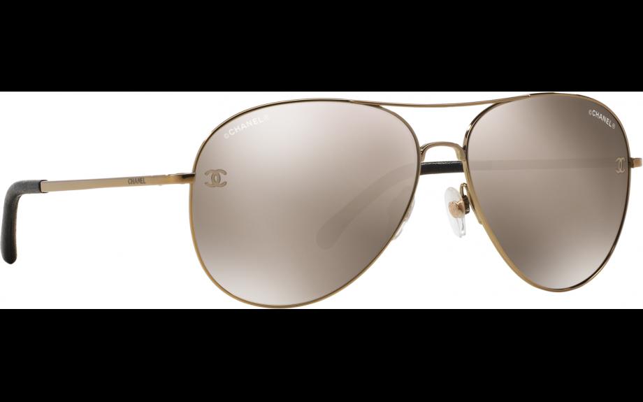 4fe11df47c7e Chanel CH4189TQ C3956G 59 Sunglasses - Free Shipping