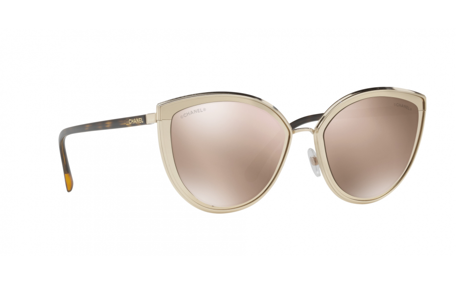 1ce2501311 Chanel CH4222 C395T6 54 Sunglasses - Free Shipping