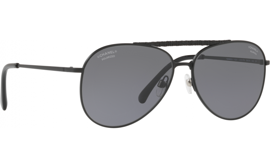 07db141ddc90 Chanel CH4231 C101T8 59 Sunglasses - Free Shipping