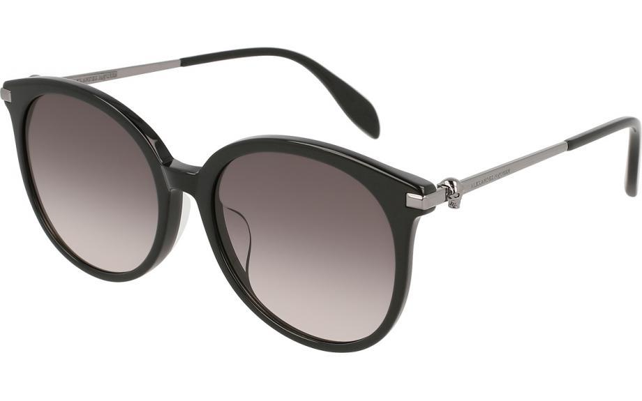 2bbf18ec2f0d Alexander McQueen AM0135S 001 54 Sunglasses - Free Shipping