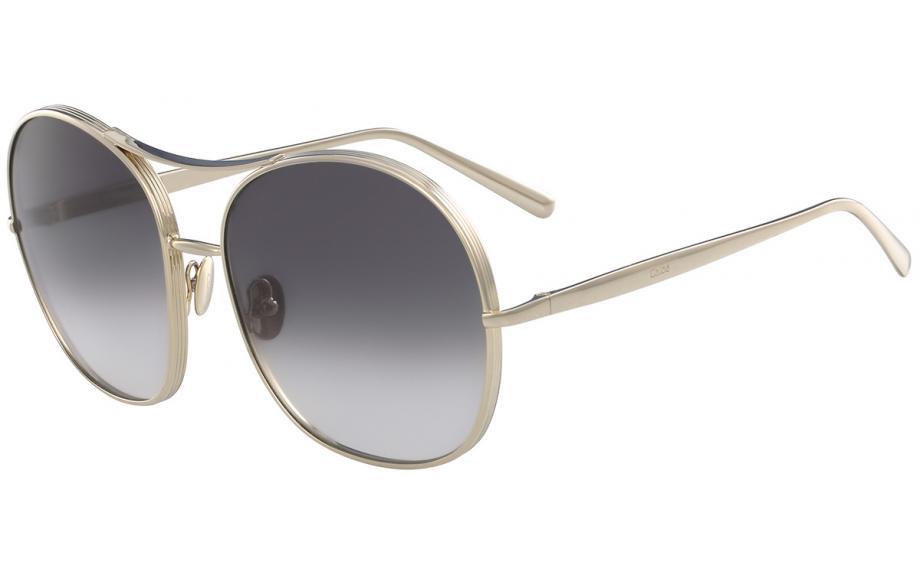 19dc9e863077 Chloé Nola CE128S 744 6117 Sunglasses - Free Shipping