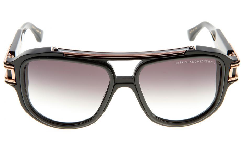 4e14bebdaa0 Dita Grandmaster Six Limited Edition DTS900-02-58 Sunglasses - Free ...
